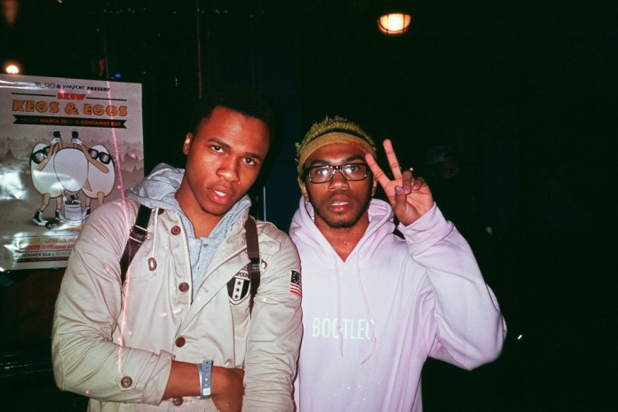 """Kevin Abstract & Allan Kingdom Reconnect for """"Slit My Wrist"""""""
