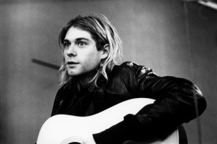 Kurt Cobain's Guitar From Nirvana's Final Tour Is up for Auction