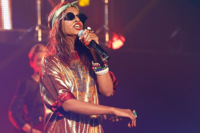 M.I.A. Introduces New Song by Debuting Its Lyrics