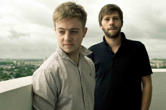 "Mount Kimbie Are Back With ""Jupiter"""