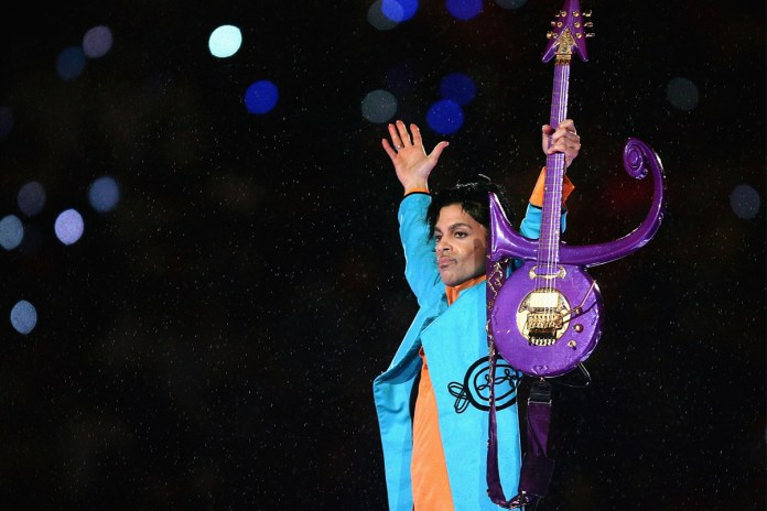 Prince's Vault of Unreleased Music Was Drilled Open