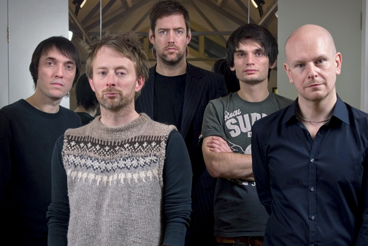 Radiohead's Vintage B-Sides Are Removed From Streaming Services