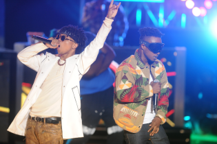 "Watch Rae Sremmurd and The Roots Perform ""Look Alive"" on The Tonight Show"