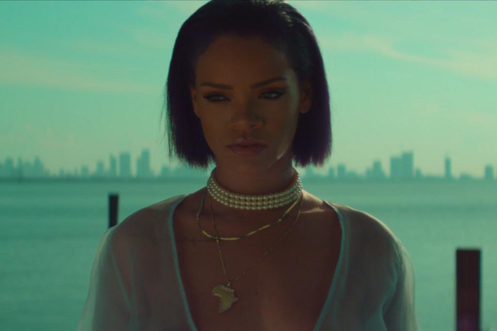 "Rihanna Unveils NSFW Harmony Korine-Directed Video for ""Needed Me"""