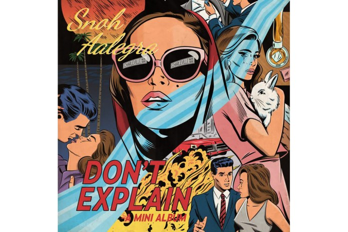 Stream Snoh Aalegra's New Mini-Album 'Don't Explain'