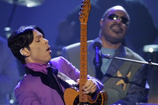 Stevie Wonder Remembers Prince