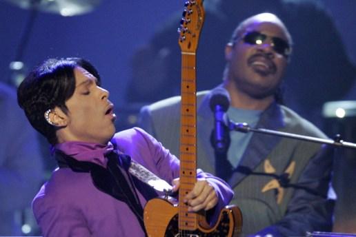 Stevie Wonder Remembers Prince