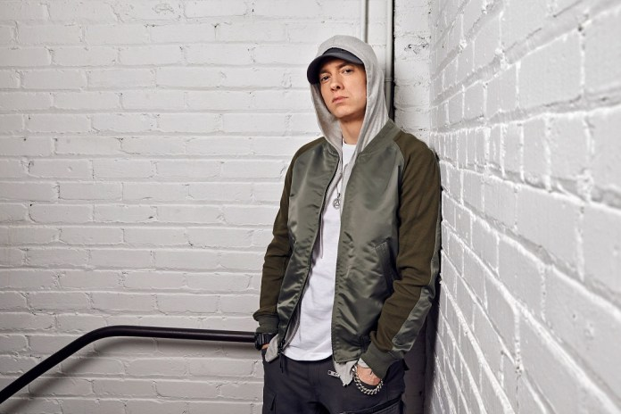 Watch a Rare, Unreleased Eminem Freestyle