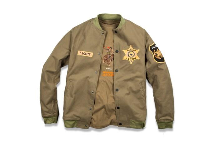 You Can Now Buy Travis Scott's Custom Maharishi Rodeo Jacket