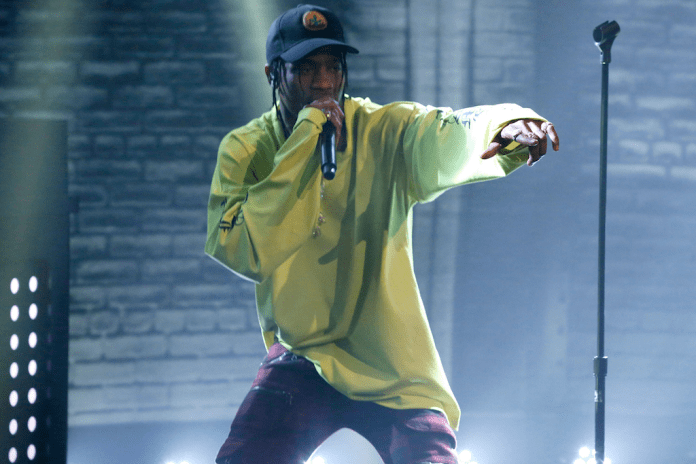 Travis Scott Unveils New Song With Young Thug and Quavo
