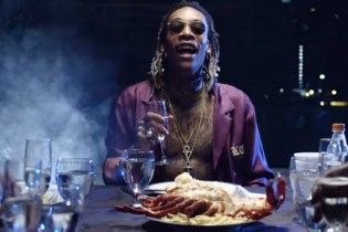 "Wiz Khalifa Unveils Video for ""Elevated"""