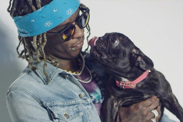 Young Thug Reveals Plans for New Mixtape, 'I Came From Nothing 4'
