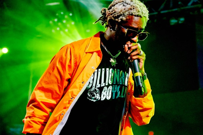"""Young Thug Shares """"King Troup"""" Video"""