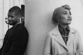 "Yuna & Usher Address Puppy Love in ""Crush"" Video"