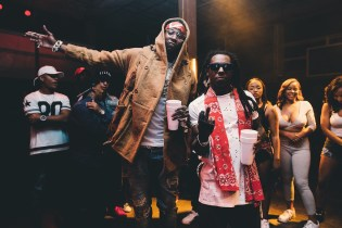 "Watch 2 Chainz and Lil Wayne Show You How to Turn up on ""Gotta Lotta"""
