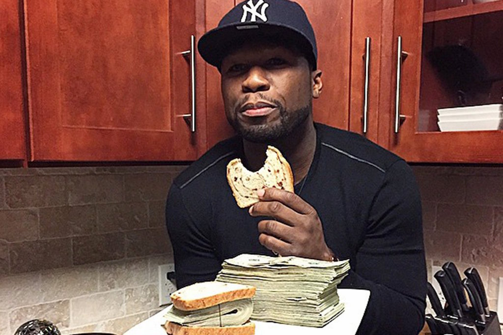 Watch 50 Cent Give Hilarious Tour of This Barcelona Hostel