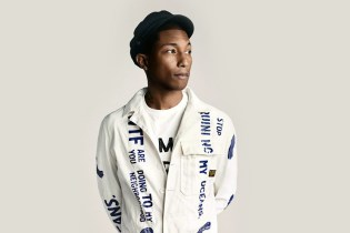 Pharrell Williams Changes The Game With Launch of New Interactive Website