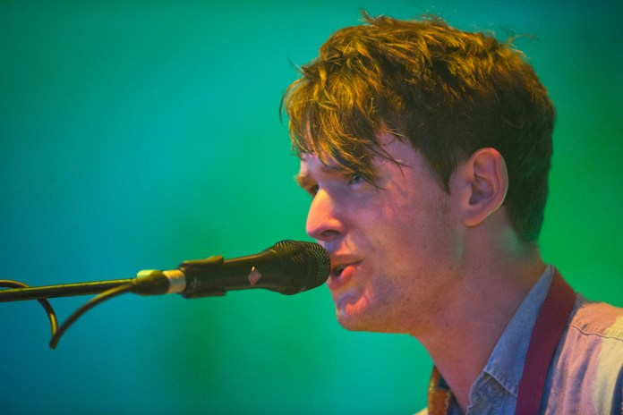 Watch James Blake Performs Songs From 'The Colour In Anything' Live
