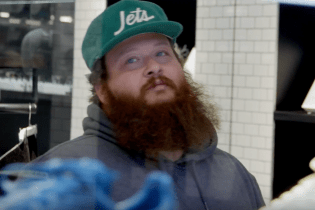 Action Bronson Goes Sneaker Shopping in Brooklyn