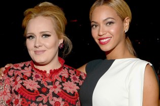 Adele was Speechless at Beyonce's 'Lemonade'