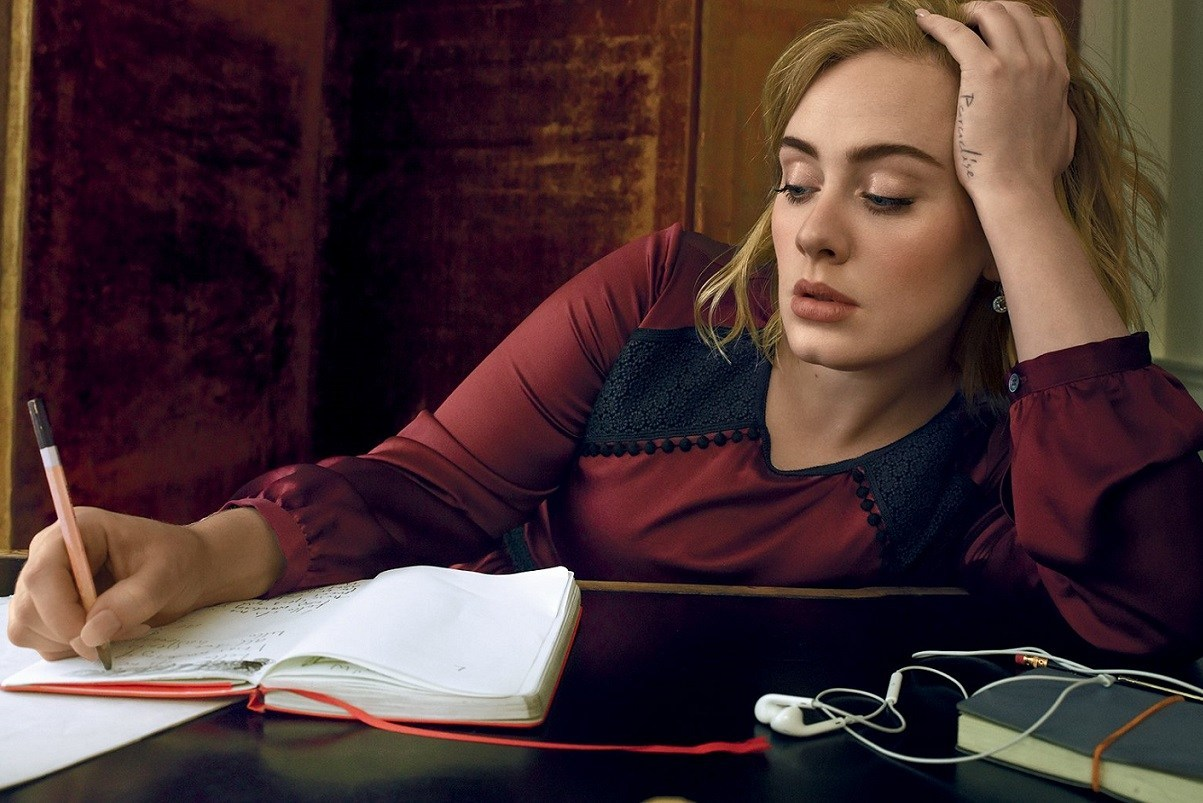 """Adele Debuts """"Send My Love (To Your New Lover)"""" Video"""
