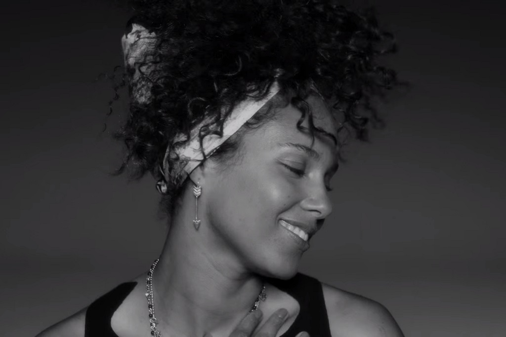 "Alicia Keys Celebrates Individuality & Unity for ""In Common"" Video"