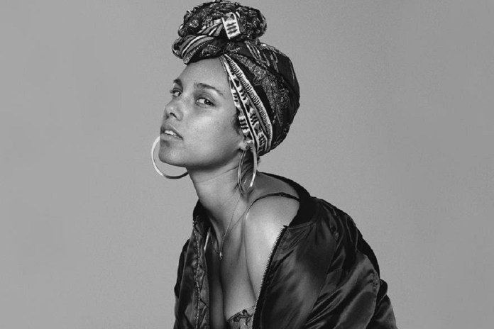 """Alicia Keys Returns with New Single """"In Common"""""""