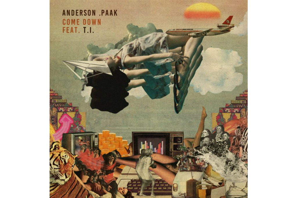 Anderson .Paak and T.I. Debut New Single on Jimmy Fallon