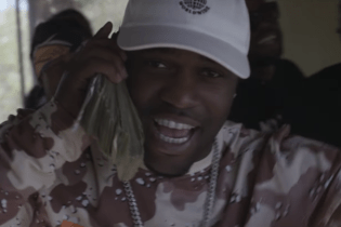 """A$AP Ferg Drops New Video for """"Yammy Gang"""" featuring A$AP Mob"""