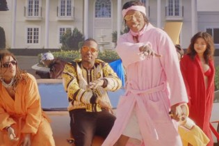 "A$AP Mob & Juicy J Unveil ""Yamborghini High"" Video"