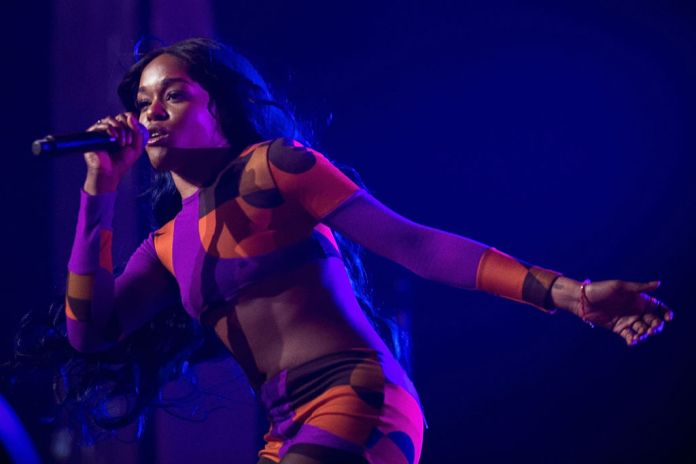 Azealia Banks Could Be Banned From UK