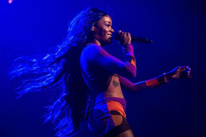 Azealia Banks Dropped From Festival After Offensive Tweets to Zayn Malik