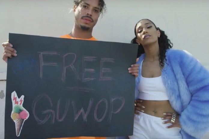 """""""Perico Princess"""" BIA Celebrates Big Guwop in """"Gucci Comin Home"""" Video"""