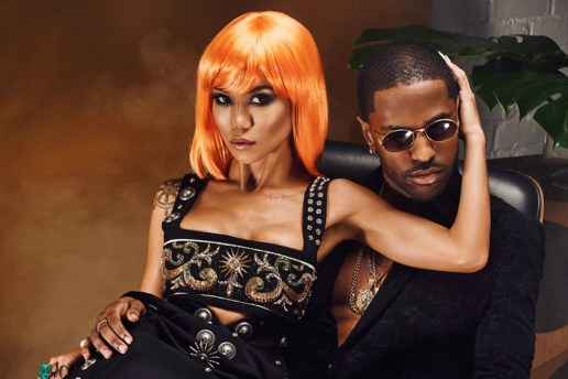 """Watch Big Sean & Jhené Aiko Perform """"On The Way"""" Live on James Corden"""
