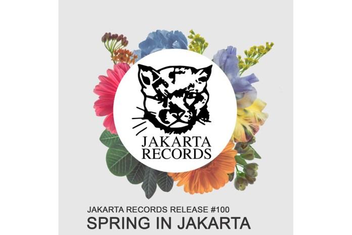"""Celebrate """"Spring In Jakarta"""""""