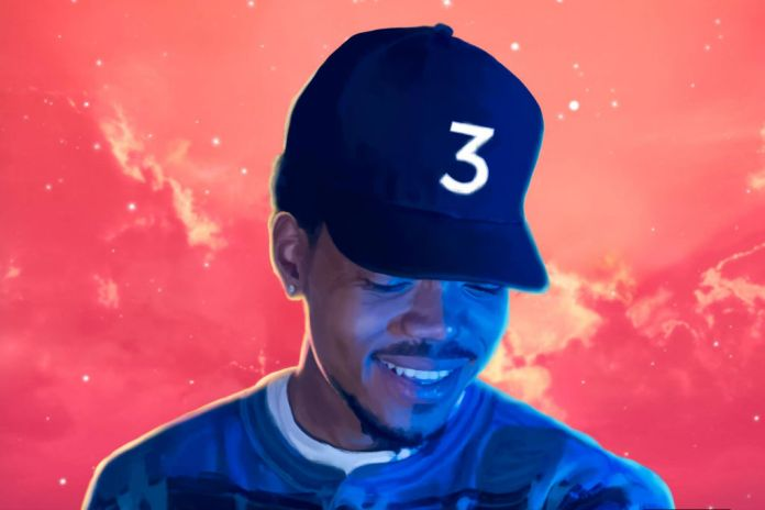 Chance The Rapper's 'Chance 3' Posters Everywhere