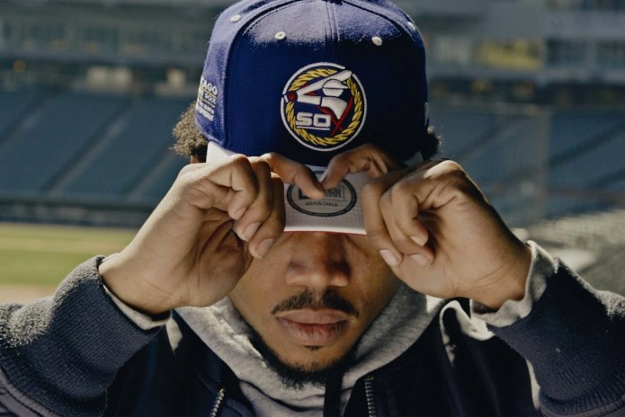 Chance The Rapper's 'Coloring Book' Is the First-Ever Streaming-Exclusive to Chart