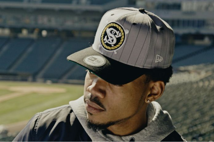 Chance The Rapper's 'Coloring Book' Will Be Apple Exclusive For Two Weeks