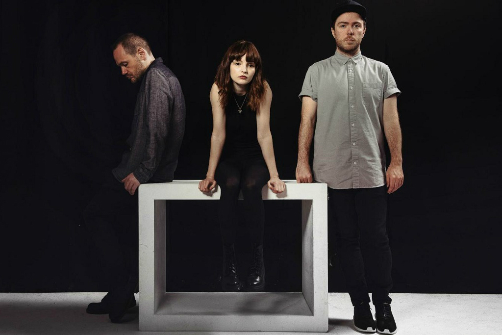 """CHVRCHES Dropped a New Single, """"Warning Call"""""""