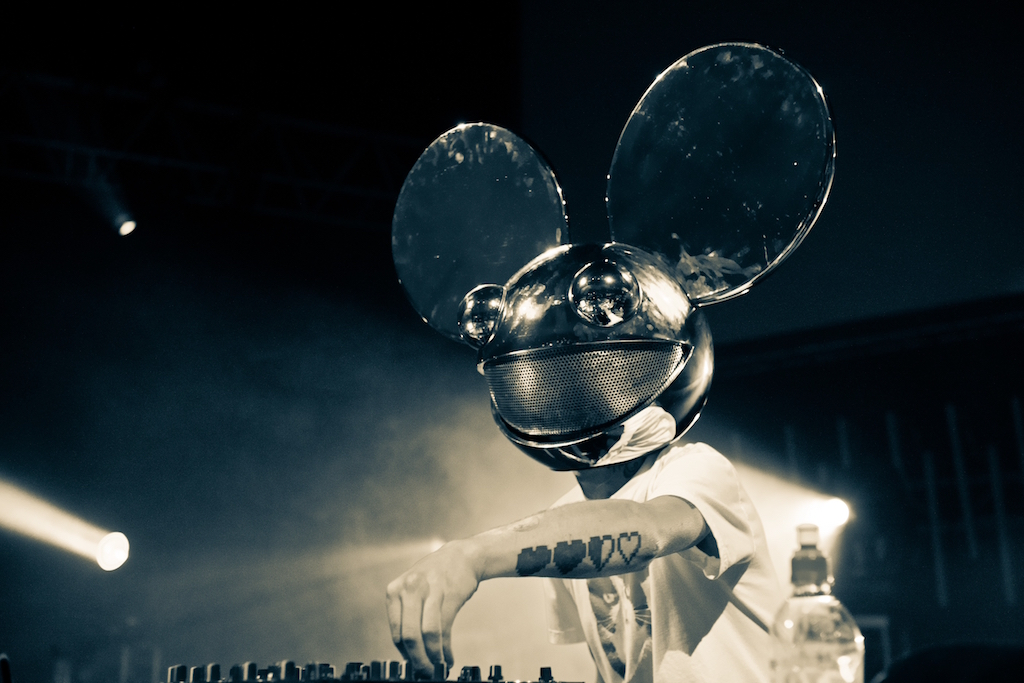 "deadmau5 Returns With New Single ""Snowcone"""