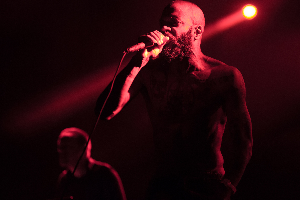 """Death Grips & Primus Bassist Les Claypool Share """"More Than The Fairy"""""""