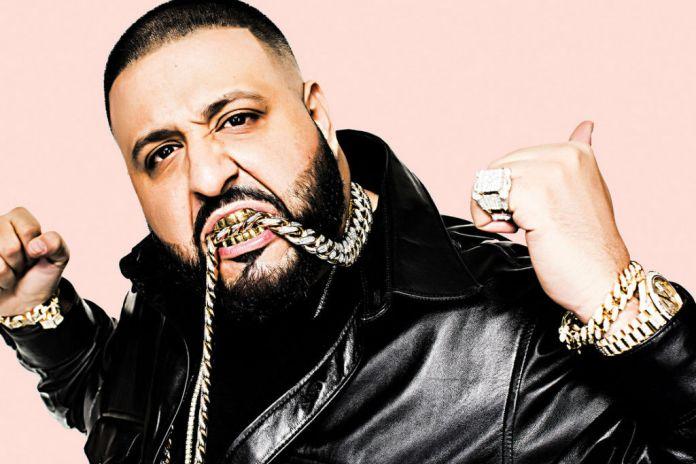 DJ Khaled Makes Cinematic D'usse Deal Announcement