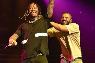 Drake & Future Performed at the Sweet 16 Party for Floyd Mayweather's Daughter