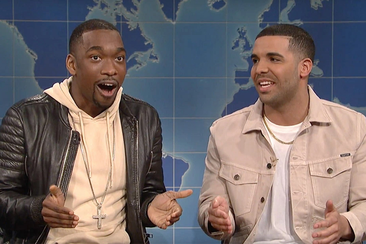 Drake Did Not Think Jay Pharoah's Impersonation of Him Was Accurate