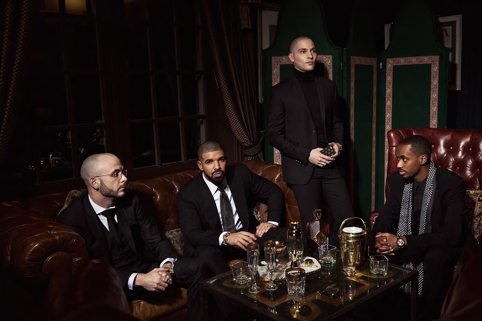 "Drake Becomes One of ""Rap's Richest"""