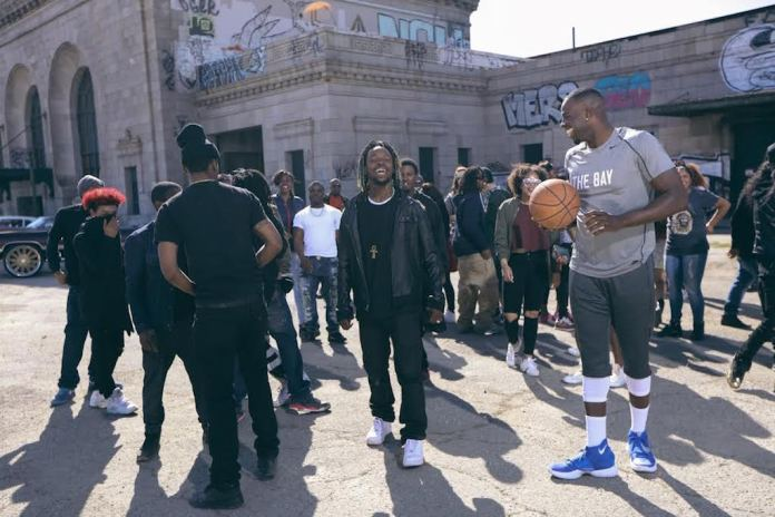 """Watch Draymond Green and E-40 New Trailer for Upcoming """"B (Ready)"""" Music Video"""