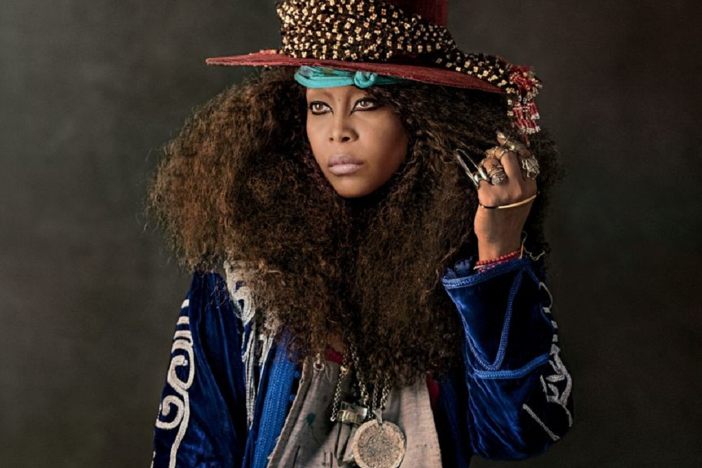 """Erykah Badu Reworks PARTYNEXTDOOR's """"Come And See Me"""" Into """"Come And See Badu"""""""