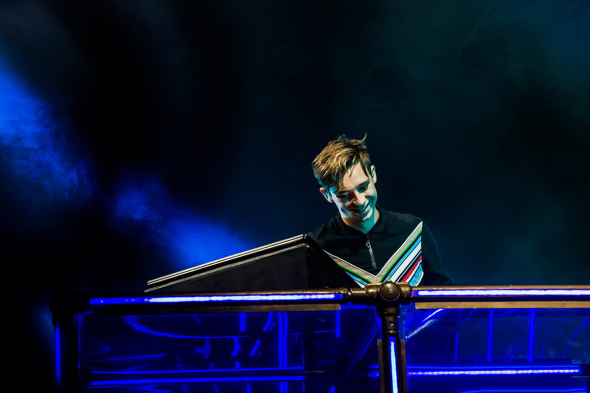 Flume's Biggest Inspiration is Technology