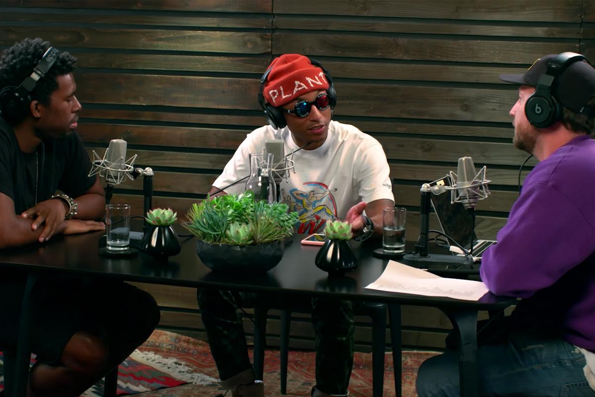Flying Lotus, Pharrell & Scott Vener Discuss the State of Hip-Hop