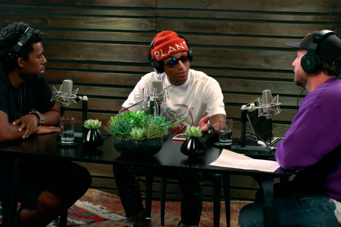 Flying Lotus, Pharrell & Scott Vener Discuss the State of Hip-Hop